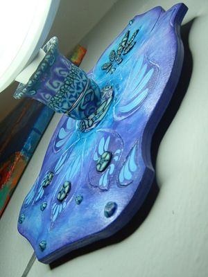 lampe-fimo-applique