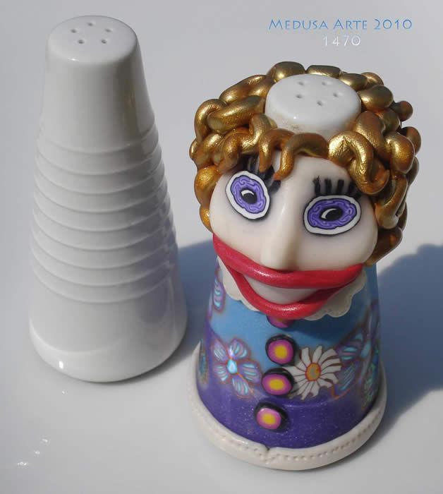 salière céramique fimo